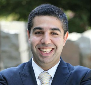 DTSC Acting Director Maziar Movassaghi