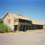 Keeler California Train Depot - photo by Daveblack