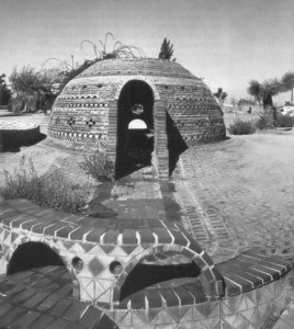 Mud dwelling in Hysperia California