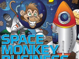 Space Monkey Business