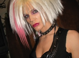 Punk rocker Die doesn't like being told what to do by the same people ripping her off, she says.