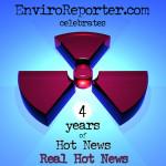 Happy Anniversary EnviroReporter.com!