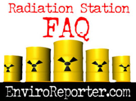 Radiation Station FAQs