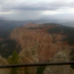 Bryce Canyon Radioactive Rain - September 12, 2011