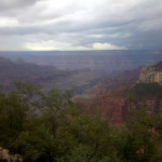 Grand Canyon Radioactive Rain - September 11, 2011