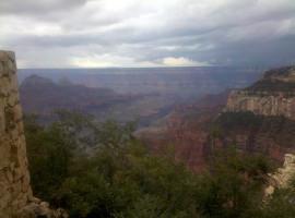 Grand Canyon's radioactive rains Sept. 11, 2011