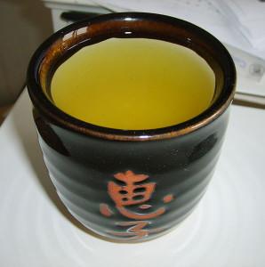 Green Tea – August 30, 2011