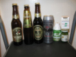 Japanese Beer #3, #4, #5, #6 – September 6, 2011
