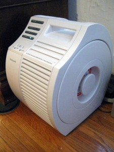 Honeywell Hepa Filter air cleaner