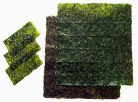 Japanese Seaweed Radiation Doubles