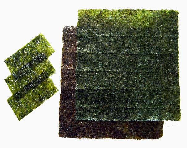 Japanese Seaweed Radiation Doubles