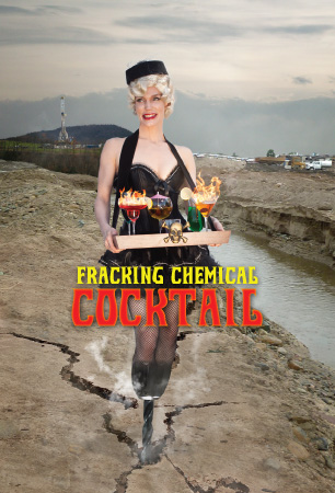 Frackie is drilling and polluting the Golden State