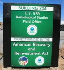 EPA field office at SSFL