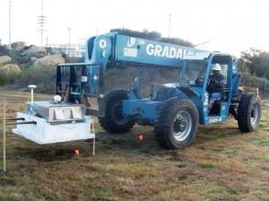 Enhanced Radiation Ground Scanner at SSFL's Area IV