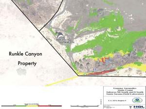 Huge gamma rad hits on Runkle-Ahmanson-Boeing border-WPB