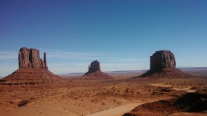Monument Valley tested normal for radiation