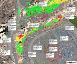SRE site sizzles radiation