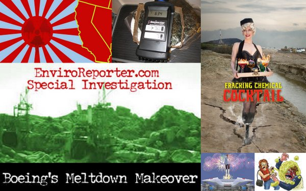 EnviroReporter's 2012 Year in Review