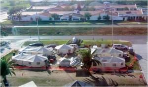 Disaster Medical Assistance Team deployment