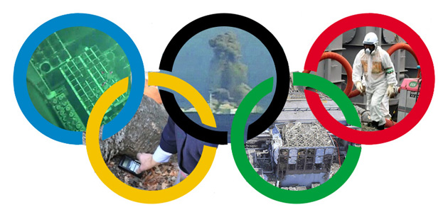 Tokyo's Radiation Olympics
