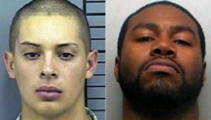 Convicted Army hitmen Michael Apodaca and Kevin Corley