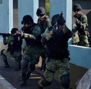 Mexican Special Forces 4 August 2010