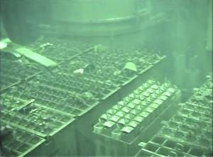 Spent Fuel Pool of Fukushima Unit 4 nuclear reactor