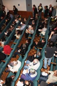 Crowded SSFL Work Group meeting Feb 5 2014