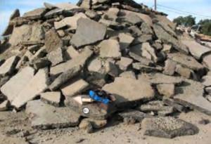 ESADA demolition