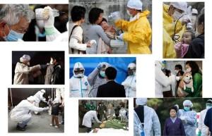 Fukushima population monitoring