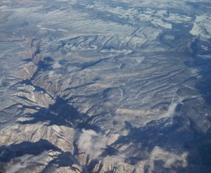 Radiation readings were triple the norm at 30,000 feet near Four Corners January 6 2014