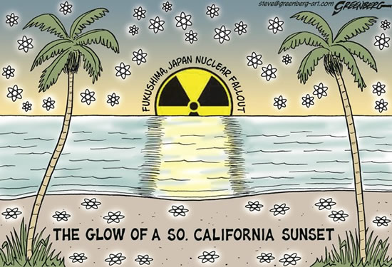 Fukushima the Perfect Crime - Steve Greenberg for EnviroReporter.com