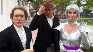 Toxies TCE, PCE and Perchlorate were played by Holland MacFallister, Oliver Rayón and Denise Anne Duffield.