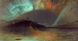 The Carrington Event of 1859 lit up Antarctica and points beyond including New York City.