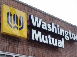 Now extinct Washington Mutual