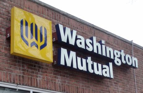 Now extinct Washington Mutual