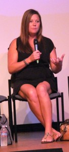 Jessica Gesell at Sept. 24, 2015 SSFL Work Group.