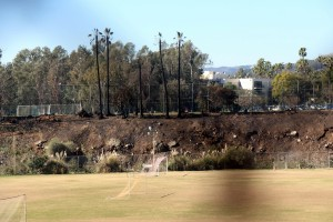 Brentwood nuke dump burns as VA finalizes draft master plan