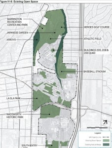 January 2016 VA draft master plan calls dump 'existing green space'
