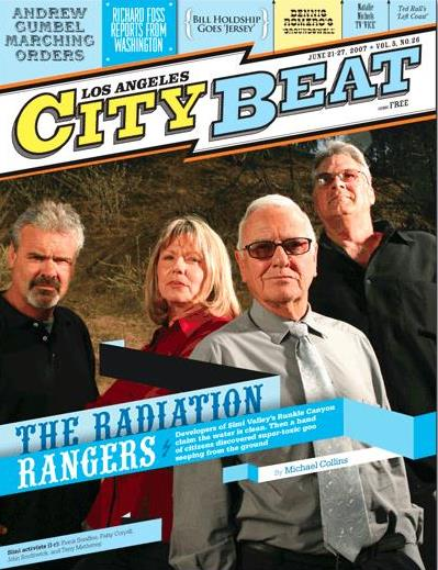 The Radiation Rangers