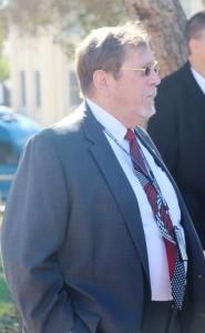 VA's David S. Bayard said  testing of Brentwood dump cost $2 million