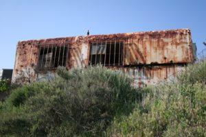 Rusted Aerojet Ruins