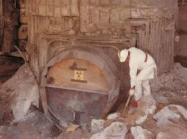 Toxics agency buries Santa Susana Field Laboratory cleanup
