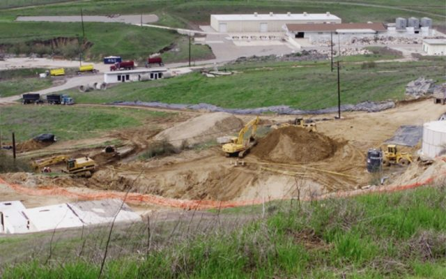 2017 subsurface contamination remains despite Red Water Pond excavation of 2001