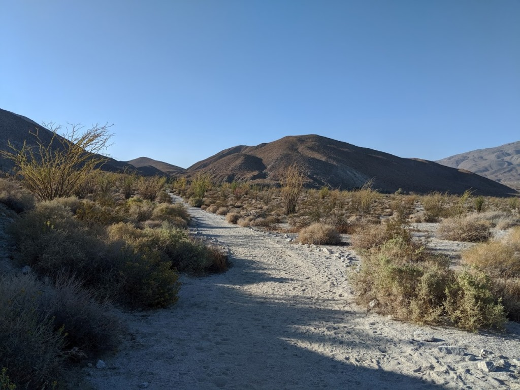 2019 Fall Sonoran Desert Badlands Radiation Detection Tour